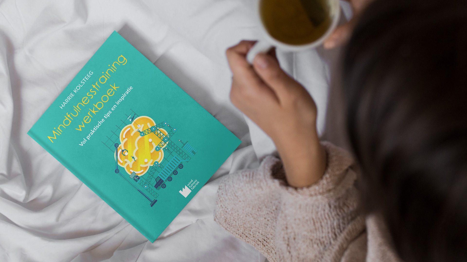 MBSR Mindfulnesstraining Werkboek door Harrie Kolsteeg