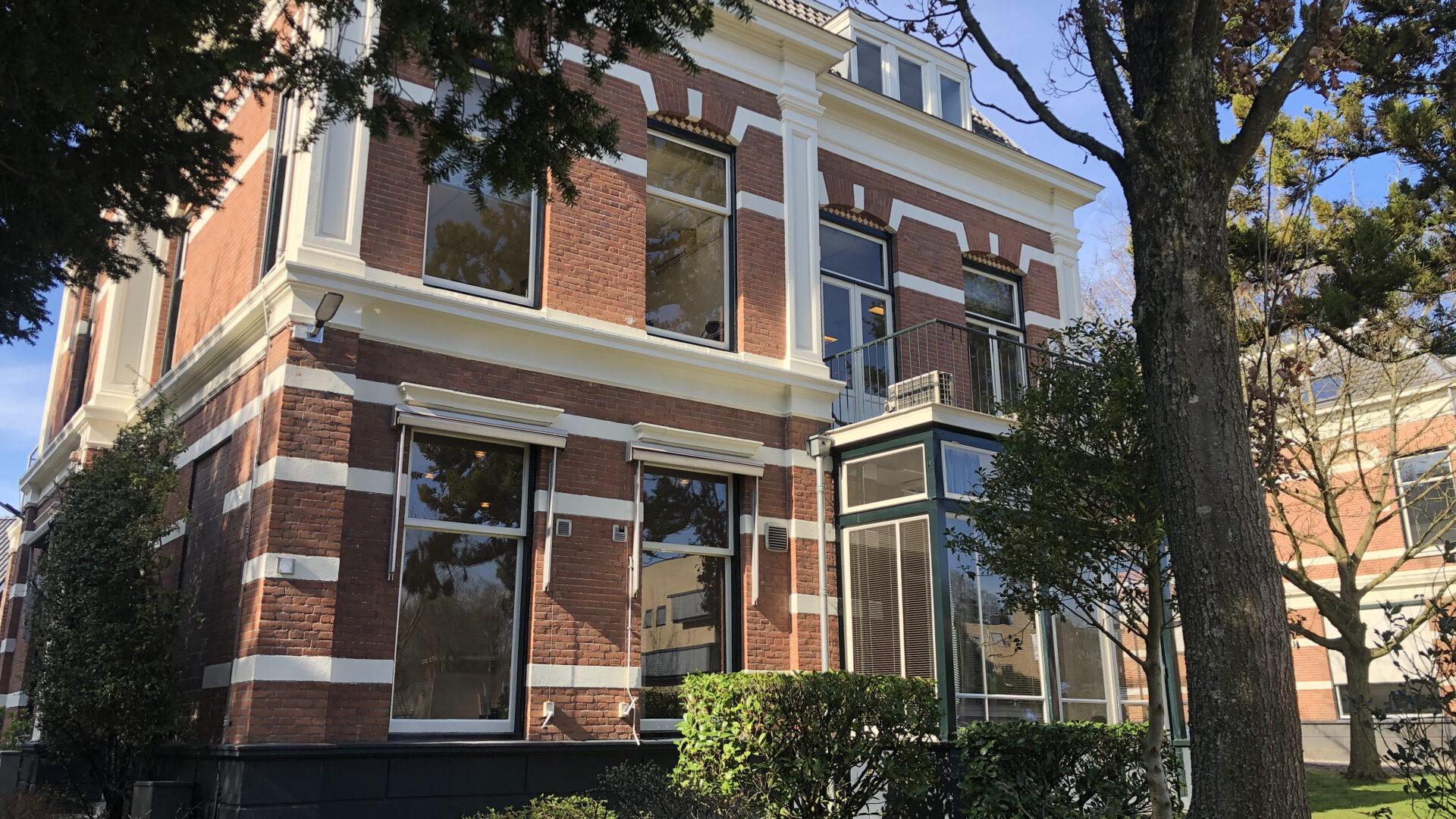 Het hoofdkantoor van StressWise en MindfulnessFabriek in Hilversum, tevens leslocatie van StressWise Academy
